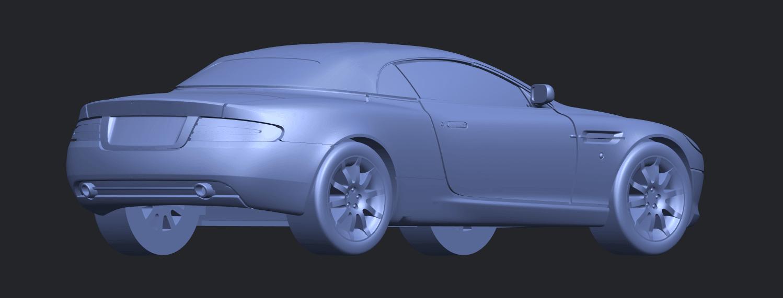 TDB007_1-50 ALLA05.png Download free STL file Aston Martin DB9 Cabriolet • 3D print model, GeorgesNikkei