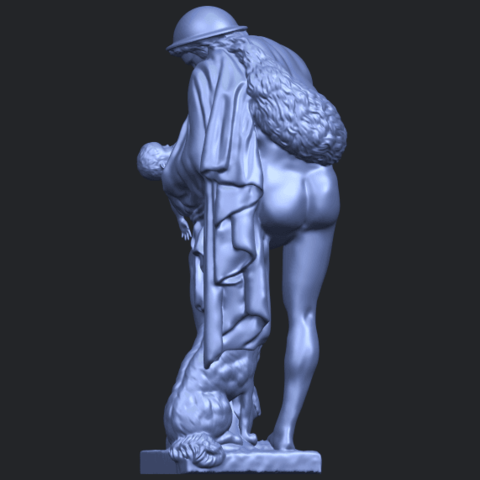 20_TDA0221_Father_and_Son_(iii)_88mmB06.png Download free STL file Father and Son 3 • 3D print model, GeorgesNikkei