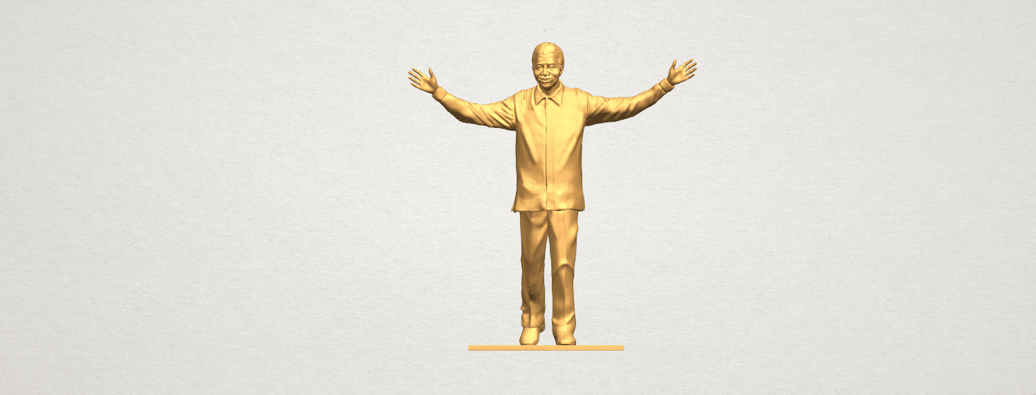 TDA0622 Sculpture of a man 04 A01.png Download free STL file Sculpture of a man 04 • 3D printer model, GeorgesNikkei