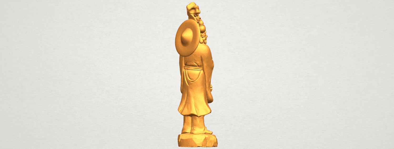 TDA0338 Da Mo (iv) A05.png Télécharger fichier STL gratuit Da Mo 04 • Design pour imprimante 3D, GeorgesNikkei
