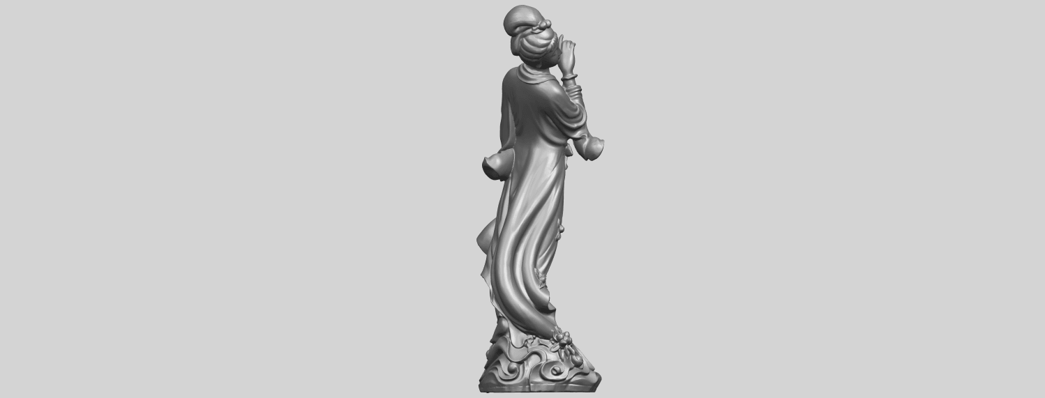 01_TDA0448_Fairy_03A08.png Download free STL file Fairy 03 • 3D printable object, GeorgesNikkei