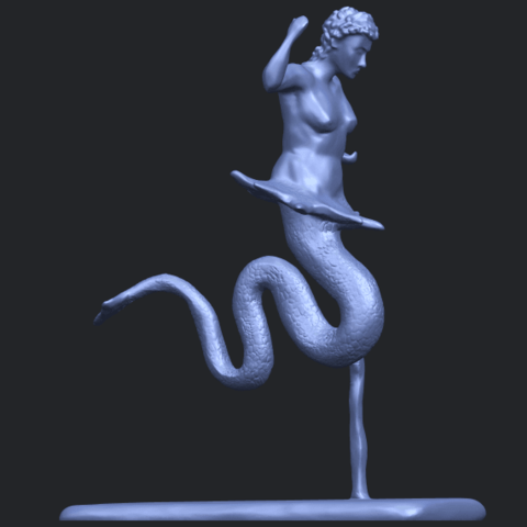 03_TDA0224_Ophidian_-88mmB02.png Download free STL file Ophidian • 3D printing template, GeorgesNikkei
