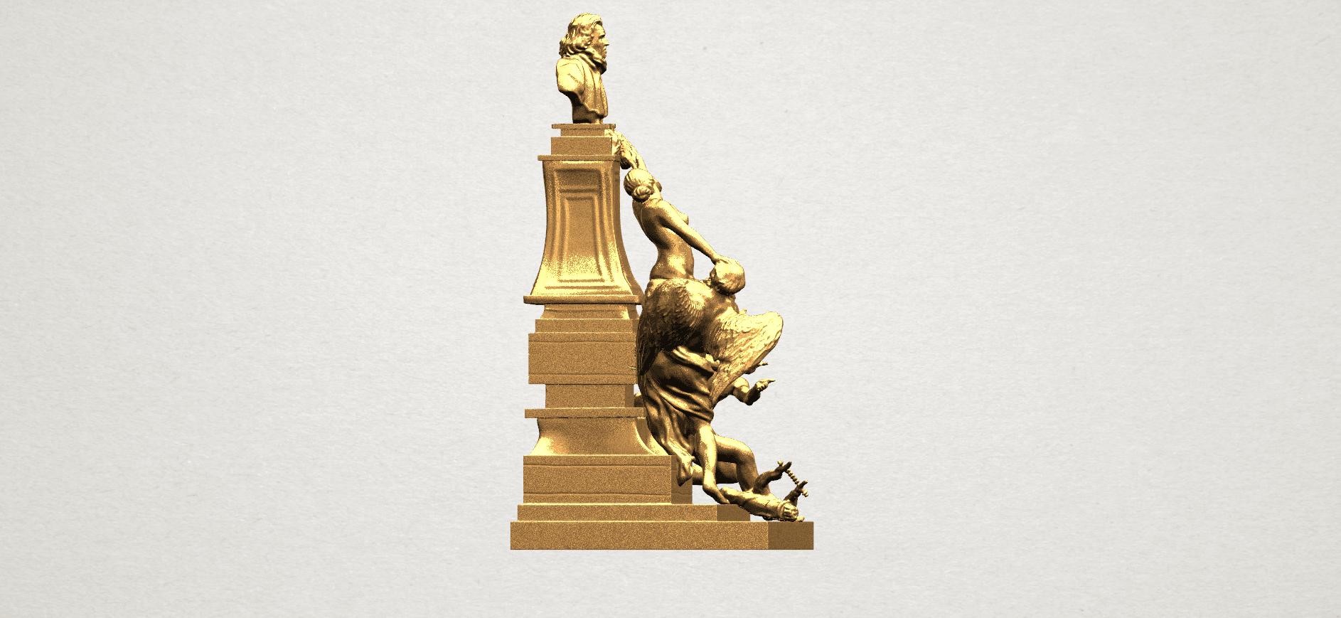 Statue 02 - A07.png Télécharger fichier STL gratuit Statue 02 • Plan pour impression 3D, GeorgesNikkei