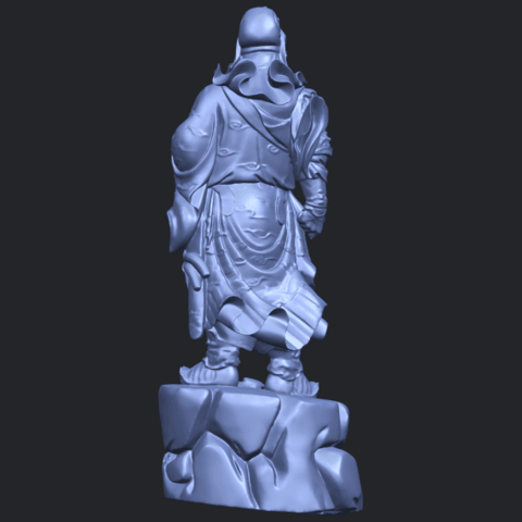06_TDA0241_Guan_Gong_iiB07.png Download free STL file Guan Gong 02 • 3D printing template, GeorgesNikkei