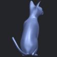 02_TDA0576_Cat_01B07.png Télécharger fichier STL gratuit Chat 01 • Modèle pour imprimante 3D, GeorgesNikkei