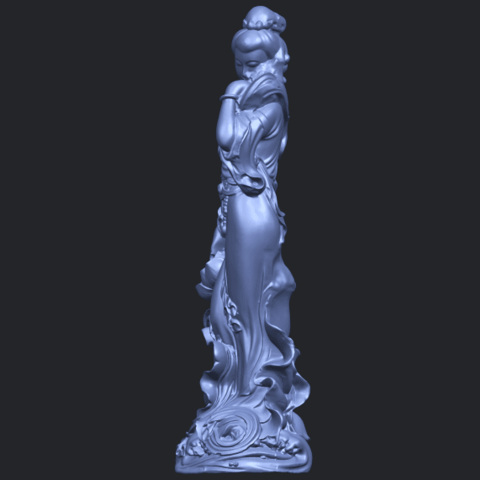 06_TDA0449_Fairy_04B03.png Download free STL file Fairy 04 • Object to 3D print, GeorgesNikkei
