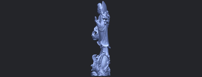 07_TDA0197_Avalokitesvara_Buddha_(with_fish)_(ii)_88mmB04.png Download free STL file Avalokitesvara Bodhisattva (with fish) 02 • 3D printer template, GeorgesNikkei