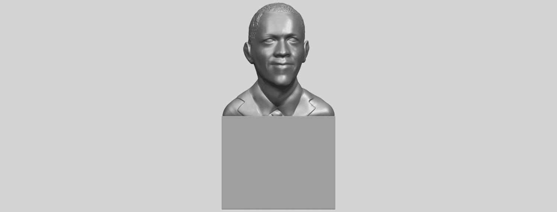 02_TDA0294_ObamaA01.png Download free STL file Obama • 3D print model, GeorgesNikkei