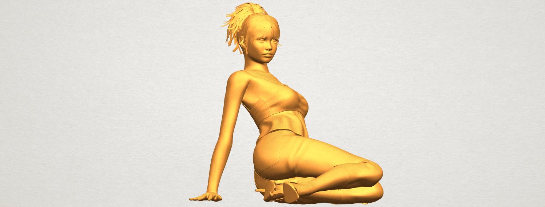 A10.png Télécharger fichier STL gratuit Fille Nue F06 • Modèle pour impression 3D, GeorgesNikkei
