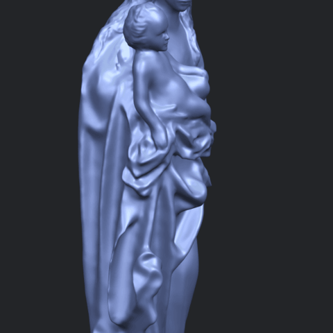 18_TDA0203_Mother_and_Child_(vi)_-88mmstlA10.png Download free STL file Mother and Child 06 • 3D printing template, GeorgesNikkei