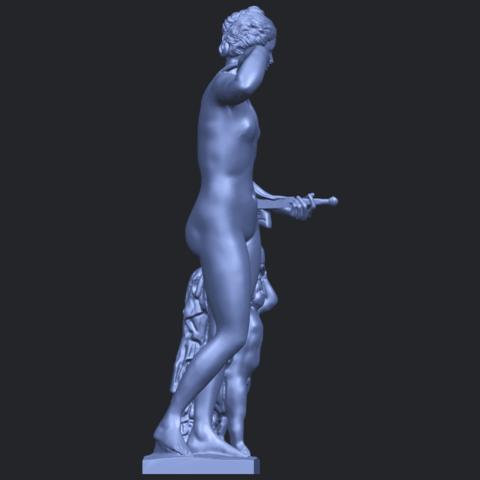 16_TDA0268_Venus_and_AngelB09.png Télécharger fichier STL gratuit Vénus et Ange • Objet pour impression 3D, GeorgesNikkei