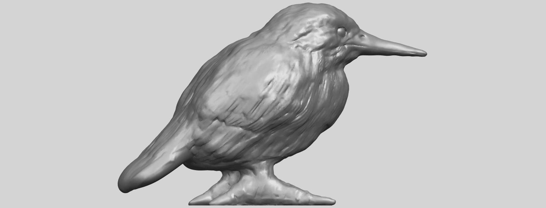 TDA0752_KingfisherA06.png Télécharger fichier STL gratuit Martin-pêcheur • Objet pour impression 3D, GeorgesNikkei