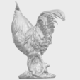 Download free 3D printing templates Cock 02, GeorgesNikkei