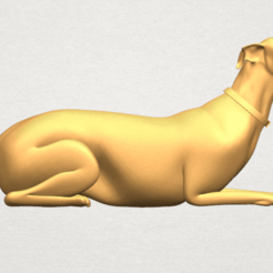 Skinny Dog 04 3D printer file, Miketon
