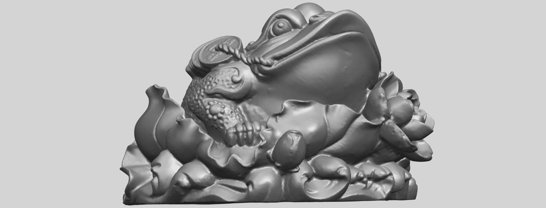 21_TDA0336_The_Golden_ToadA08.png Download free STL file The Golden Toad • 3D printer design, GeorgesNikkei