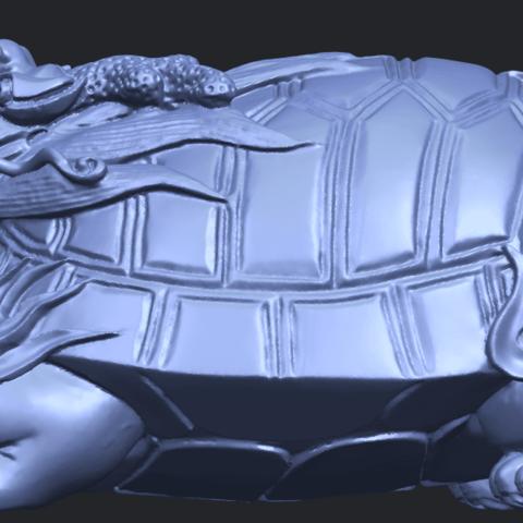 01_TDA0333_Dragon_TortoiseB01.png Télécharger fichier STL gratuit Tortue dragon • Objet imprimable en 3D, GeorgesNikkei