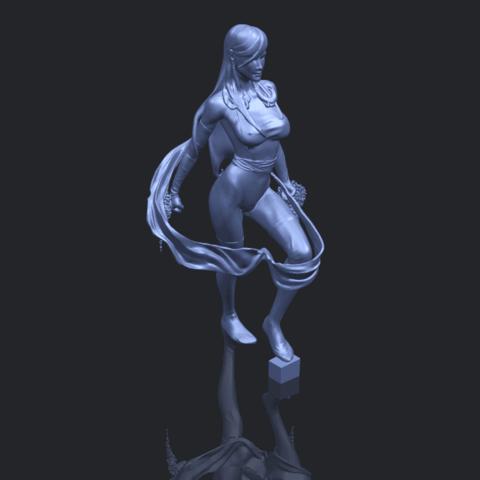 07_TDA0476_Beautiful_Girl_10B00-1.png Download free STL file Beautiful Girl 10 • 3D printable design, GeorgesNikkei