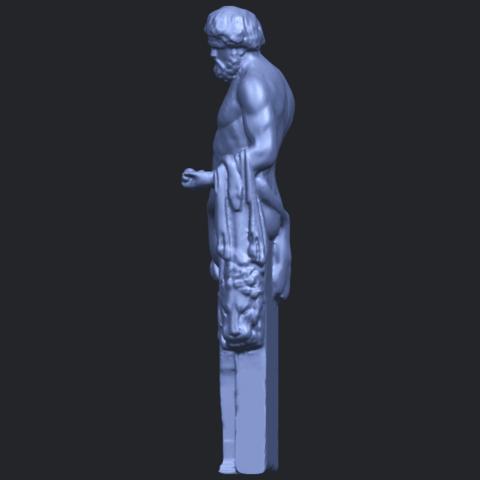 24_TDA0466_Sculpture_of_a_man_02_ex500B04.png Download free STL file Sculpture of a man 03 • 3D print model, GeorgesNikkei
