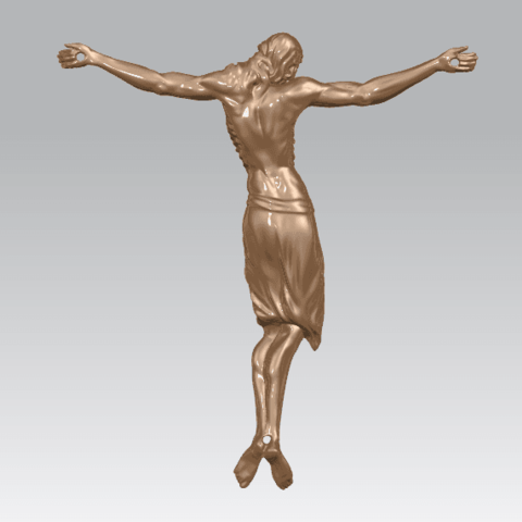 TDA0230 Jesus (iv) A04.png Download free STL file Jesus 04 • Template to 3D print, GeorgesNikkei