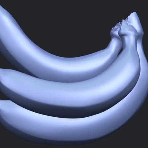 07_TDA0553_BananaB06.png Download free STL file Banana 01 • 3D printer design, GeorgesNikkei
