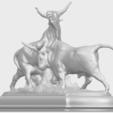 15_Bull_iii_74mm-A08.png Télécharger fichier STL gratuit Taureau 03 • Plan imprimable en 3D, GeorgesNikkei