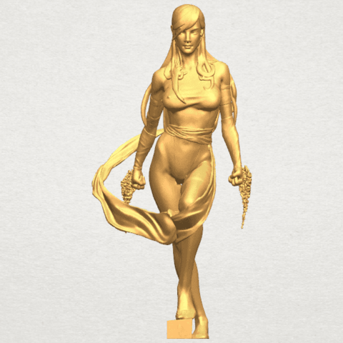TDA0476 Beautiful Girl 10 ex500 A01.png Download free STL file Beautiful Girl 10 • 3D printable design, GeorgesNikkei