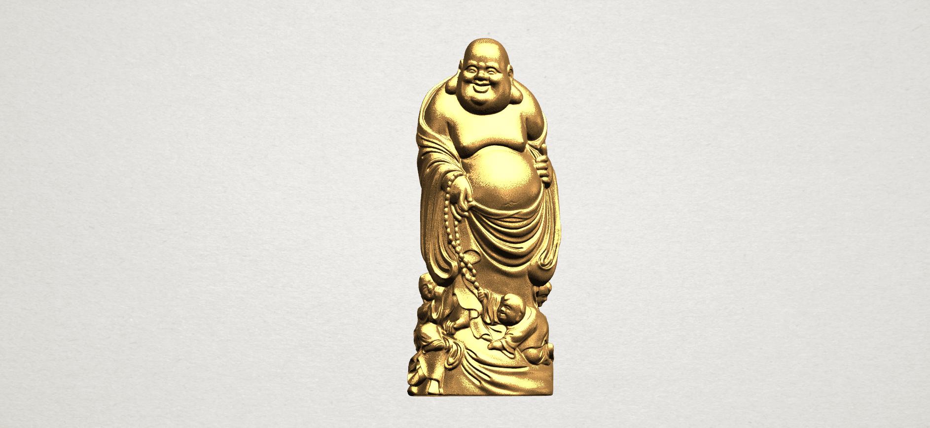 TDA0070 Metteyya Buddha 03 - 88mm - A01.png Download free STL file Metteyya Buddha 03 • 3D printing object, GeorgesNikkei