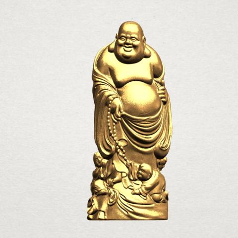 Télécharger plan imprimante 3D gatuit Bouddha Metteyya 03, GeorgesNikkei