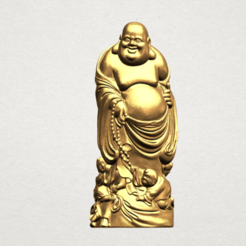 Download free STL Metteyya Buddha 03, GeorgesNikkei