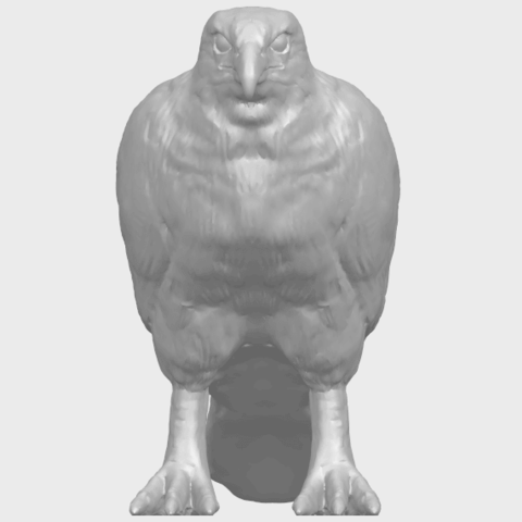 12_TDA0599_Eagle_02A09.png Download free STL file Eagle 02 • 3D printable design, GeorgesNikkei