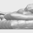 01_Naked_Body_Lying_on_Bed_ii_31mmA03.png Download free STL file Naked Girl - Lying on Bed 02 • Object to 3D print, GeorgesNikkei