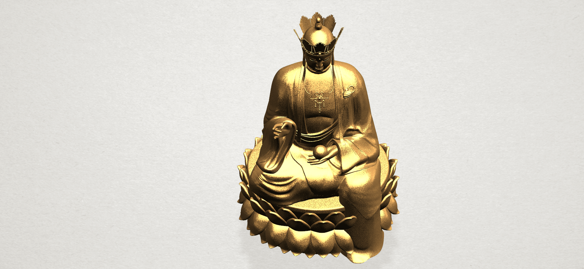 Tang Monk Xuan Zang A09.png Télécharger fichier STL gratuit Tang Monk Xuan Zang Zang • Plan à imprimer en 3D, GeorgesNikkei