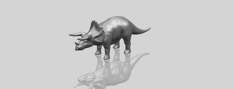 17_TDA0759_Triceratops_01A00-1.png Télécharger fichier STL gratuit Triceratops 01 • Modèle pour imprimante 3D, GeorgesNikkei