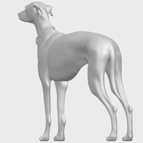 20_TDA0531_Skinny_Dog_03A08.png Download free STL file Skinny Dog 03 • 3D printer model, GeorgesNikkei