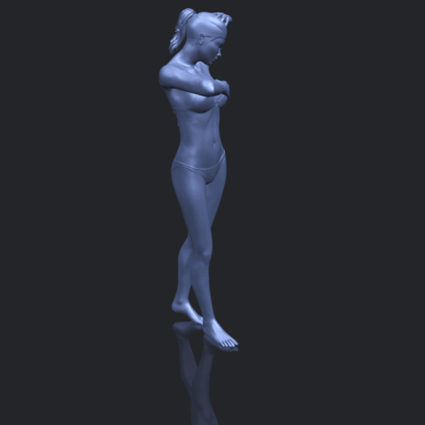 16_TDA0633_Naked_Girl_D03-B00-1.png Download free STL file Naked Girl D03 • 3D printing template, GeorgesNikkei