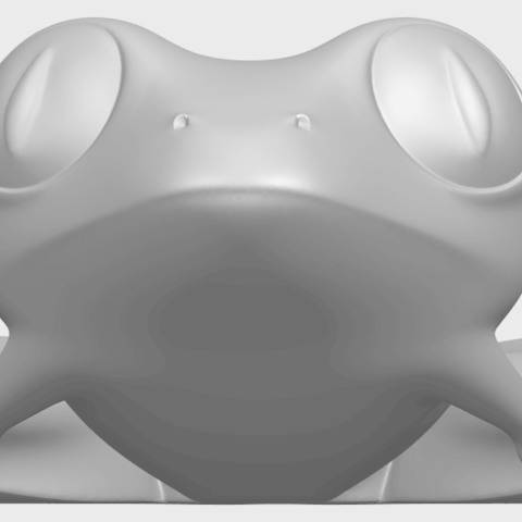 TDA0750_FrogA09.png Download free STL file Frog • 3D printable object, GeorgesNikkei