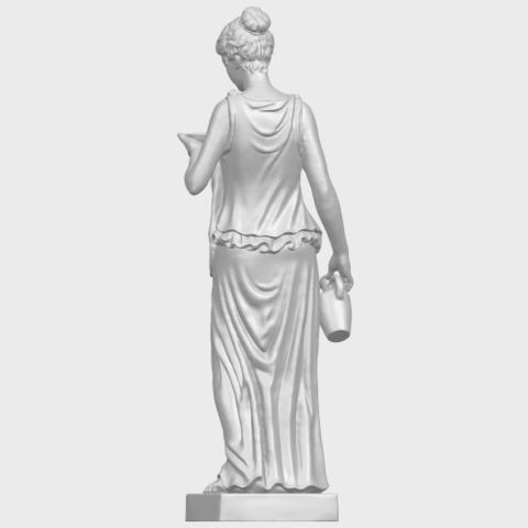 11_TDA0251_Beautiful_Girl_03_STLA06.png Download free STL file Beautiful Girl 03 • 3D print template, GeorgesNikkei