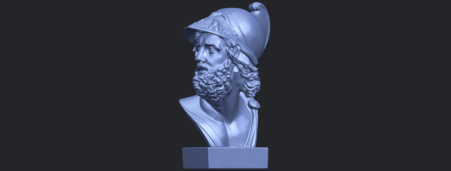 14_TDA0244_Sculpture_of_a_head_of_manB02.png Download free STL file Sculpture of a head of man • 3D printable design, GeorgesNikkei