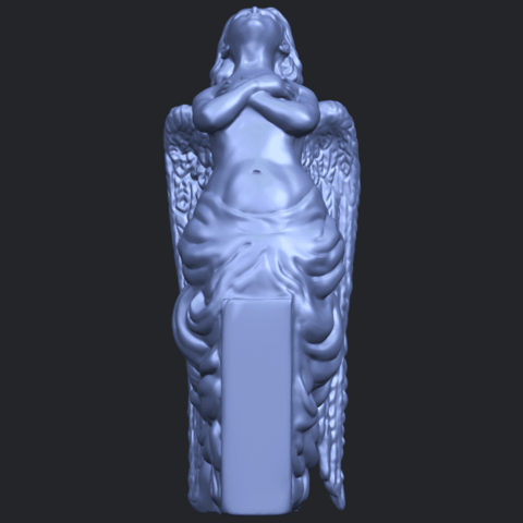04_Angel_iii_88mmB01.png Download free STL file Angel 03 • 3D printable object, GeorgesNikkei