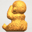 A05.png Download free STL file Monkey A03 • 3D printable model, GeorgesNikkei