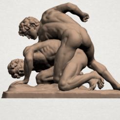 Free 3D printer designs Wrestling, GeorgesNikkei