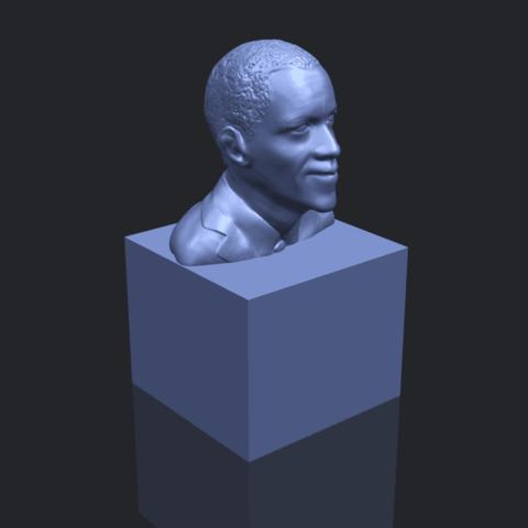 02_TDA0294_ObamaB00-1.png Download free STL file Obama • 3D print model, GeorgesNikkei