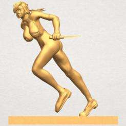 Modèle 3D Sexy Girl 09, Miketon