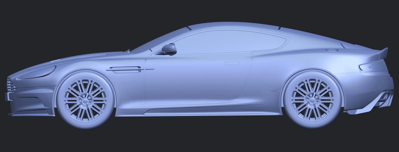 TDB008_1-50 ALLA01.png Download free STL file Aston Martin DBS • 3D printing object, GeorgesNikkei