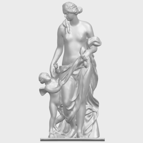 08_Mother_and_Child_v_80mmA01.png Download free STL file Mother and Child  05 • 3D printable model, GeorgesNikkei