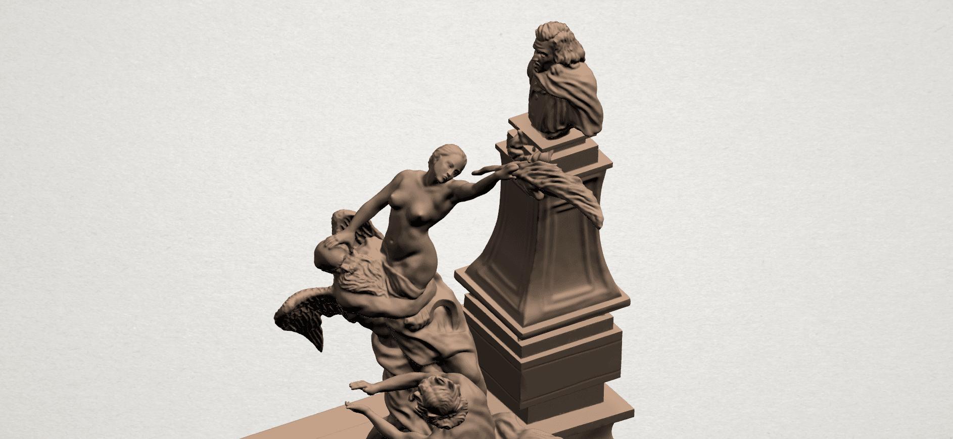 Statue 02 - B01.png Télécharger fichier STL gratuit Statue 02 • Plan pour impression 3D, GeorgesNikkei