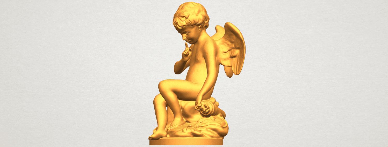 A03.png Télécharger fichier STL gratuit Cupidon 01 • Modèle à imprimer en 3D, GeorgesNikkei