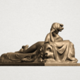 Lying on Bed (i) A02.png Download free STL file Naked Girl - Lying on Bed 01 • 3D printable object, GeorgesNikkei