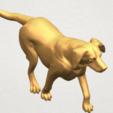 TDA0527 Dog 01 A10.png Download free STL file Dog 01 • 3D printer template, GeorgesNikkei