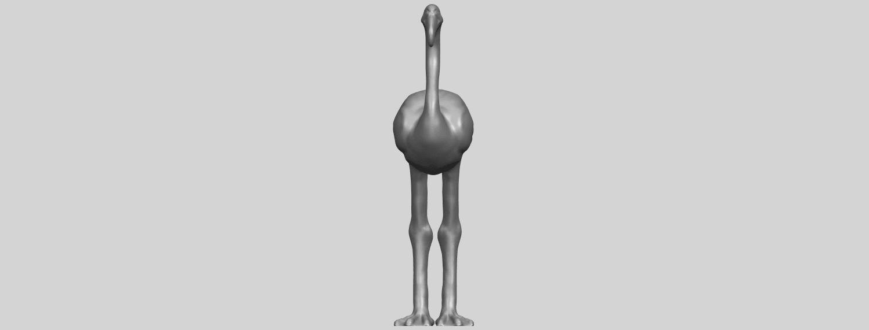 04_TDA0597_Flamingo_01A09.png Download free STL file Flamingo 01 • 3D printing model, GeorgesNikkei